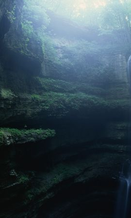 29471 télécharger le fond d'écran Paysage, Caves, Cascades - économiseurs d'écran et images gratuitement