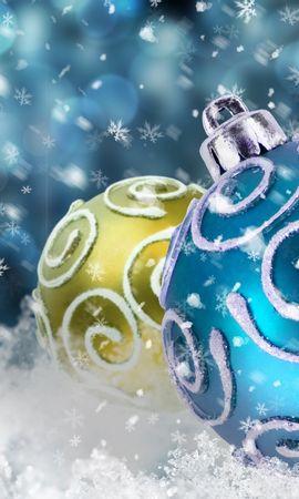 42524 descargar fondo de pantalla Vacaciones, Año Nuevo, Objetos: protectores de pantalla e imágenes gratis