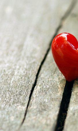 84021 télécharger le fond d'écran Un Cœur, Cœur, Surface, Amour - économiseurs d'écran et images gratuitement