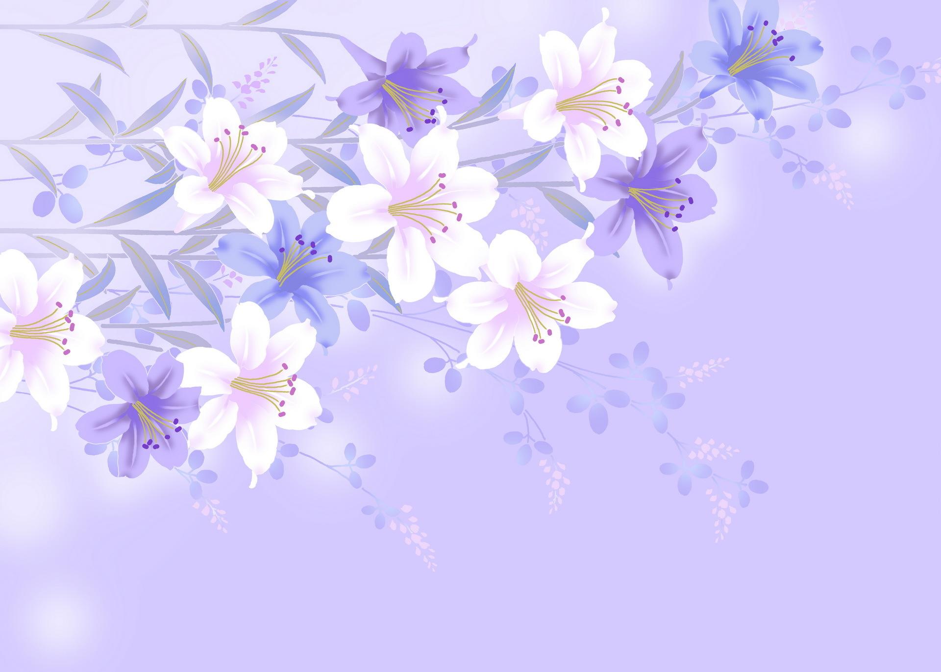 13088 télécharger le fond d'écran Dessins, Plantes, Fleurs - économiseurs d'écran et images gratuitement