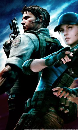 8508 download wallpaper Games, Resident Evil screensavers and pictures for free