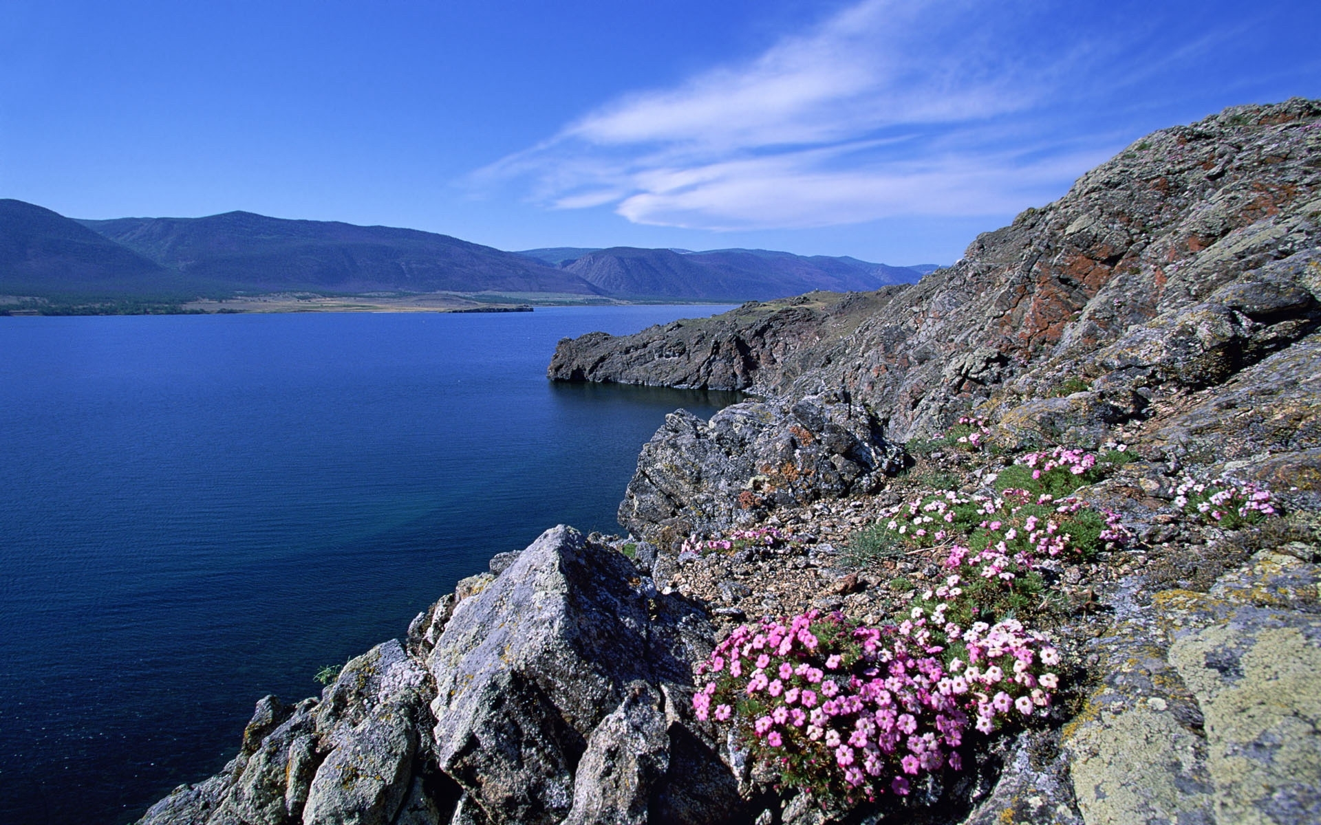 29623 скачать обои Пейзаж, Река, Горы - заставки и картинки бесплатно