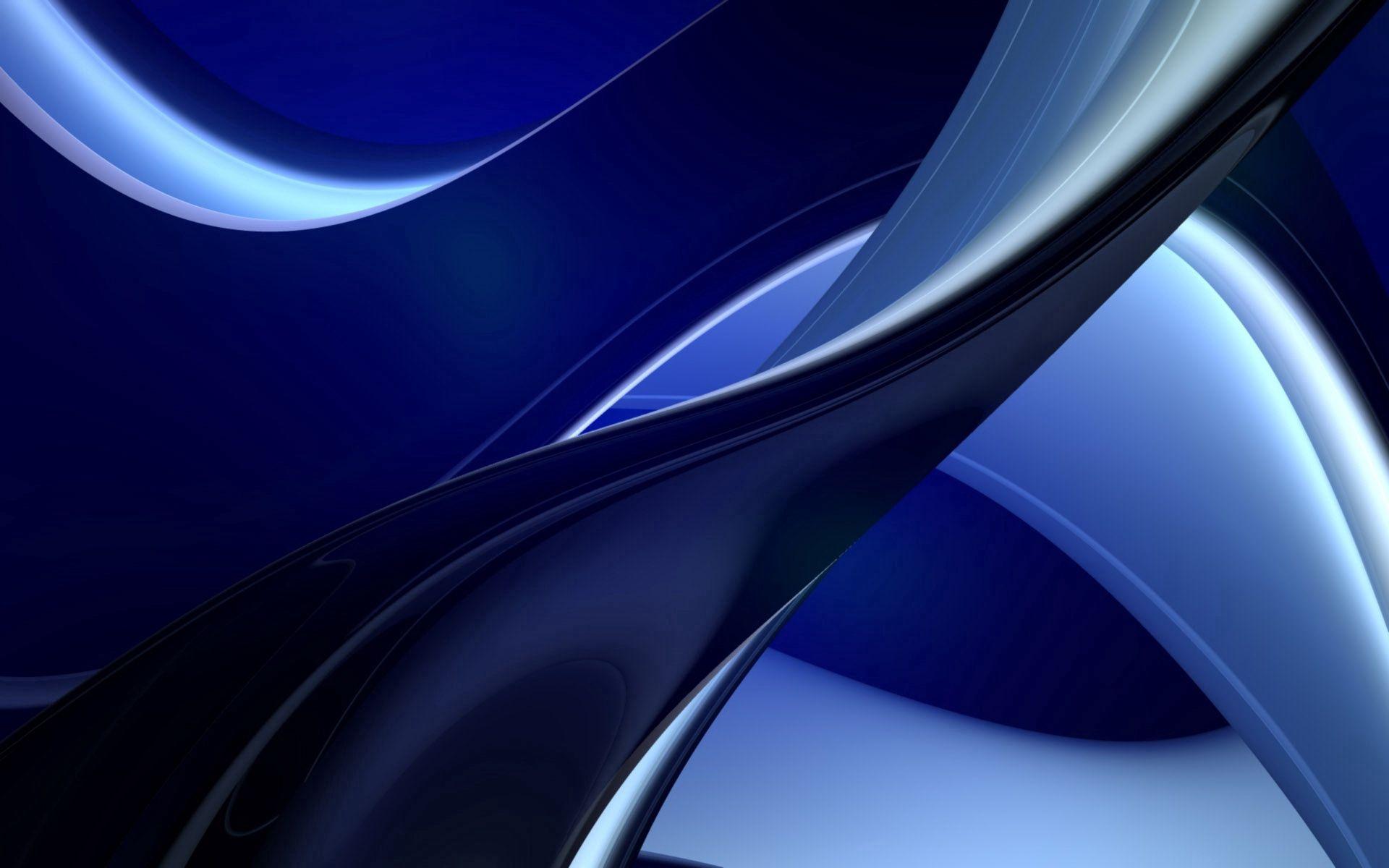 98511 скачать обои 3D, Синий, Сплав, Линии, Графика, Абстракция - заставки и картинки бесплатно