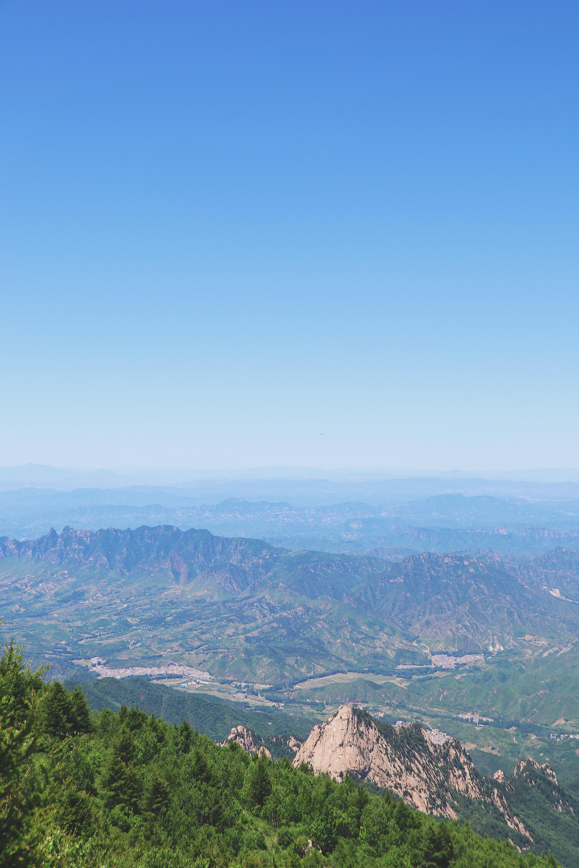 151449 免費下載壁紙 性质, 从上面看, 顶视图, 阴霾, 雾霾, 高度, 看法, 景观, 概述, 山 屏保和圖片