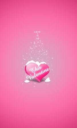 11800 скачать обои Фон, Сердца, Снег, Любовь, День Святого Валентина (Valentine's Day) - заставки и картинки бесплатно