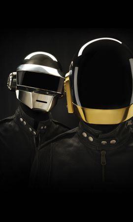 19122 скачать обои Музыка, Люди, Артисты, Мужчины, Дафт Панк (Daft Punk - заставки и картинки бесплатно