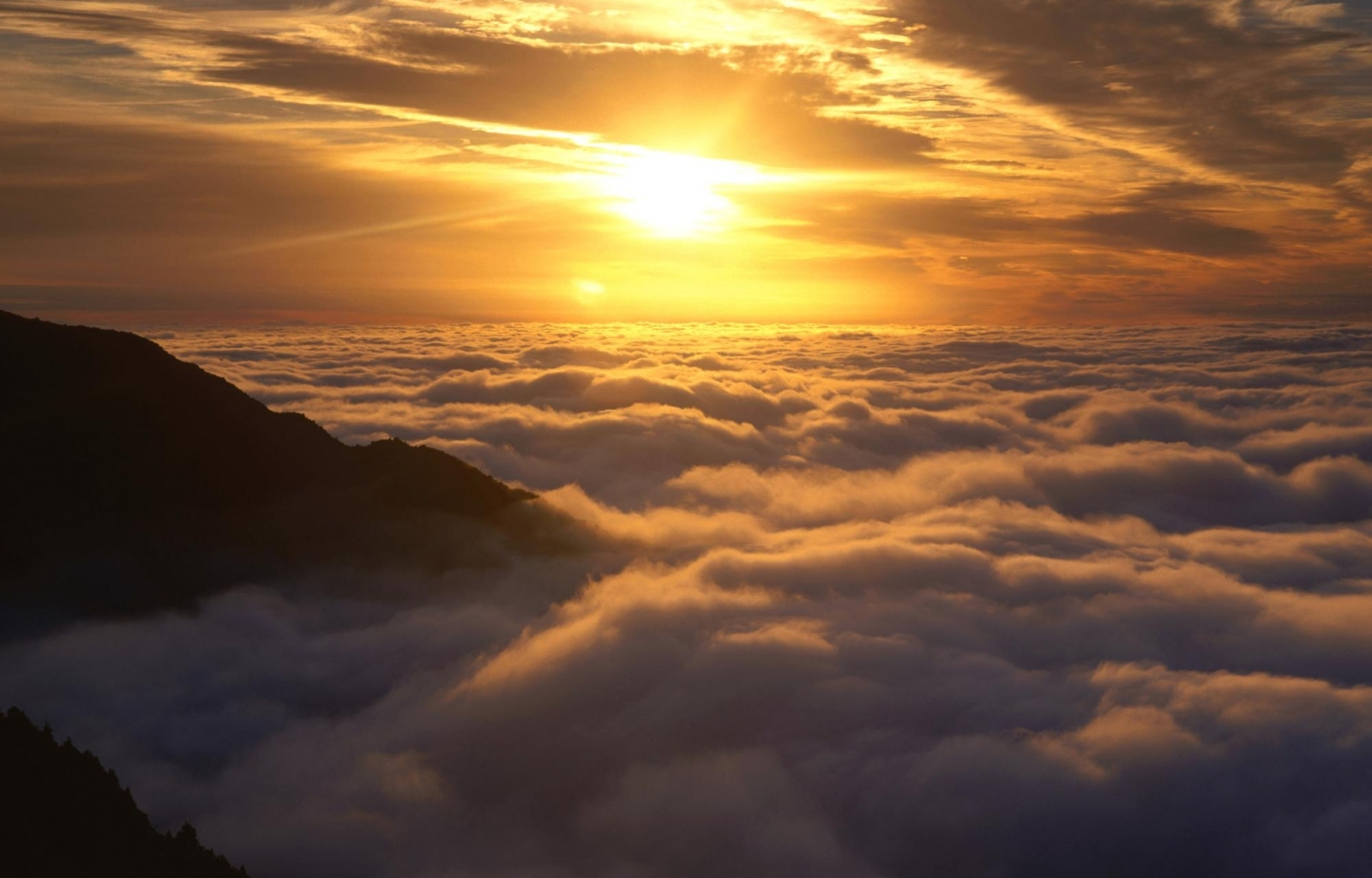 4777 скачать обои Пейзаж, Закат, Небо, Солнце - заставки и картинки бесплатно