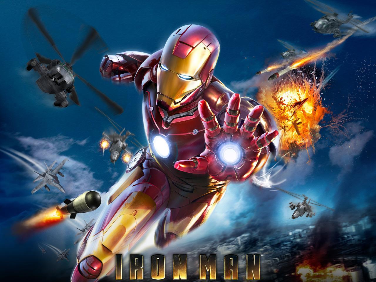 10634 baixar papel de parede Homem De Ferro, Cinema - protetores de tela e imagens gratuitamente