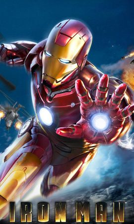 10634 download wallpaper Cinema, Iron Man screensavers and pictures for free
