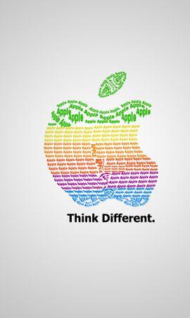 13230 скачать обои Бренды, Логотипы, Apple - заставки и картинки бесплатно