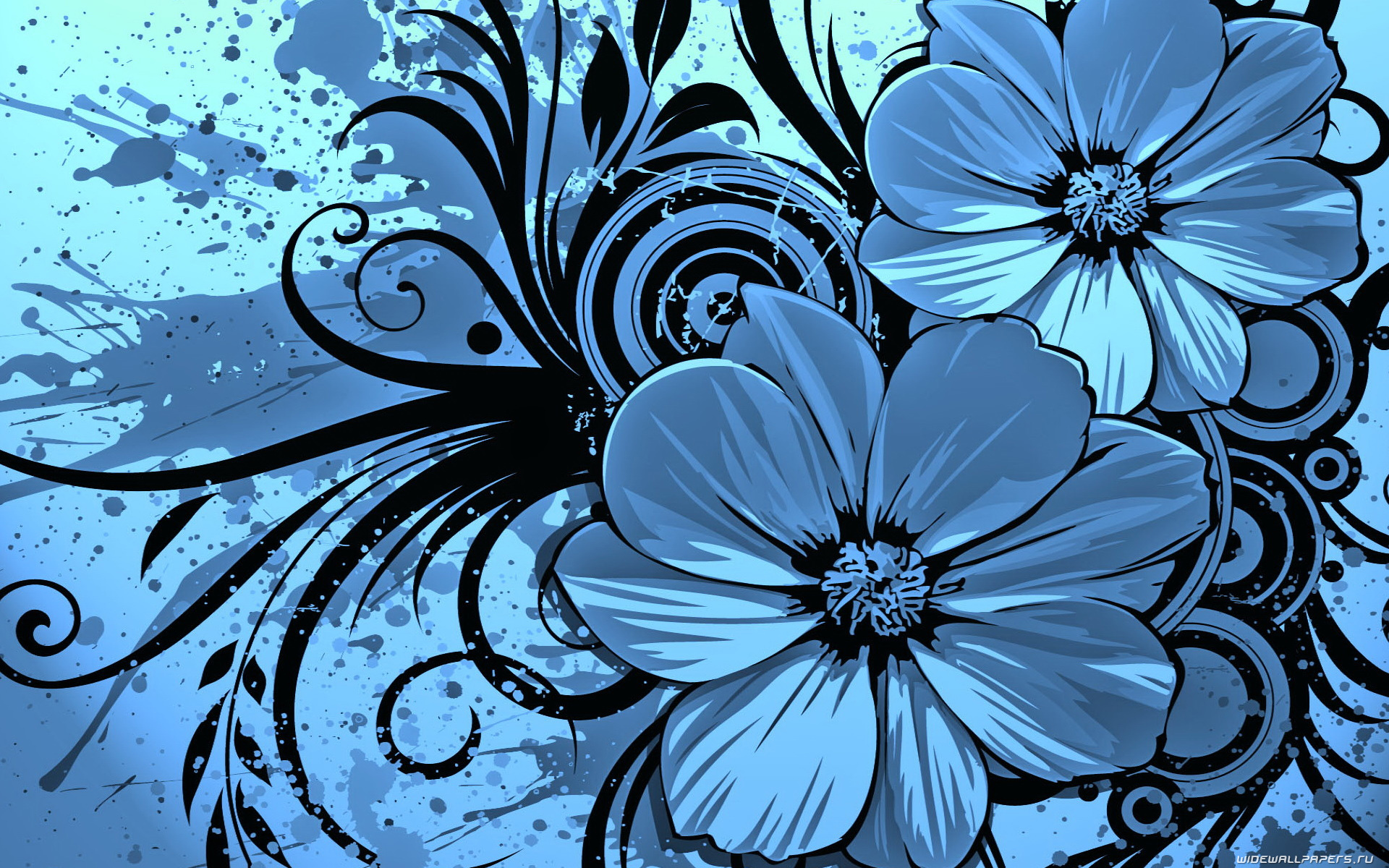 9751 download wallpaper Flowers, Background, Pictures screensavers and pictures for free
