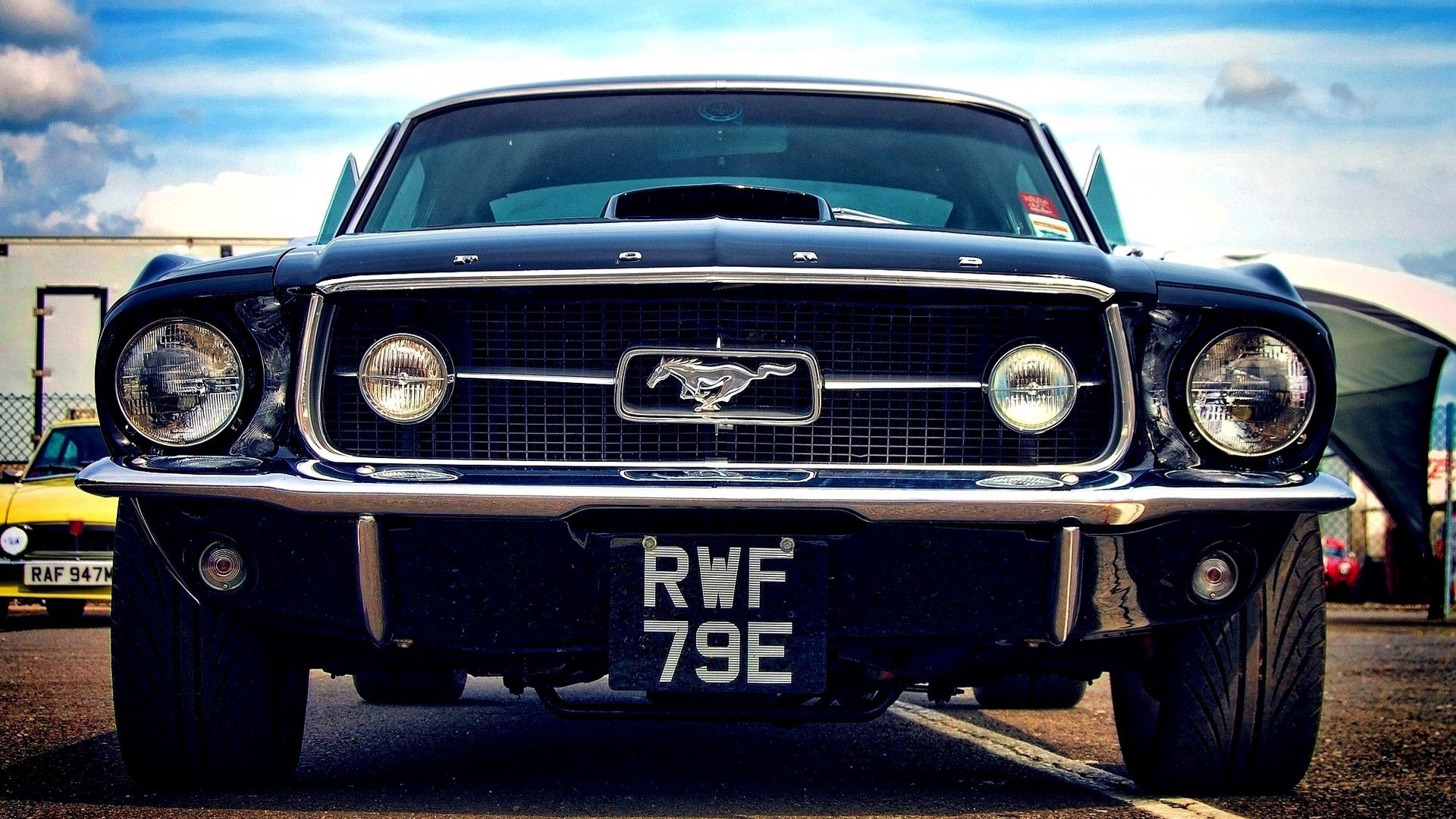 92593 download wallpaper Ford, Auto, Mustang, Cars, Style, Turbo screensavers and pictures for free