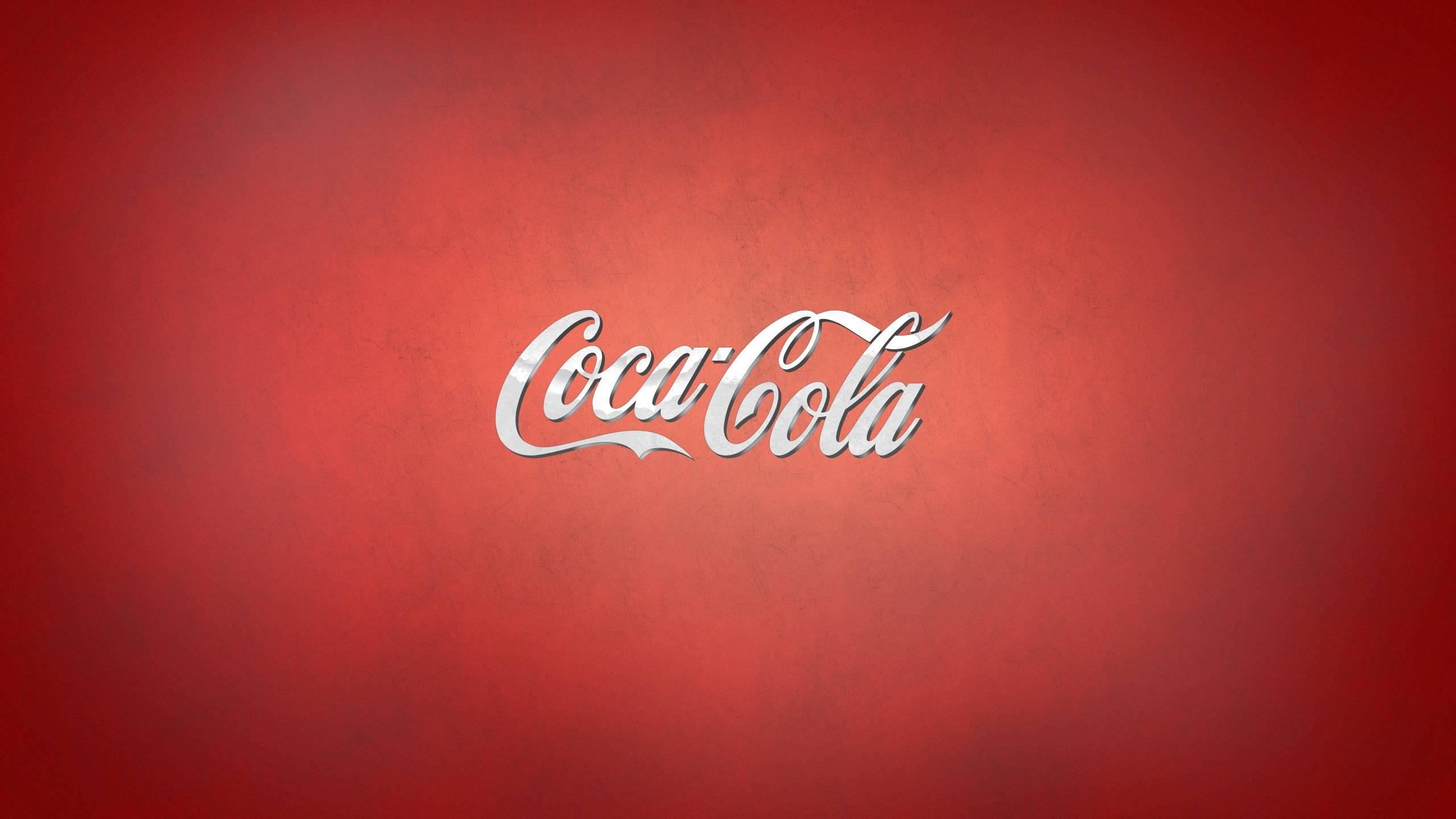 22314 Hintergrundbild herunterladen Marken, Hintergrund, Logos, Coca-Cola - Bildschirmschoner und Bilder kostenlos