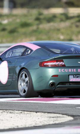 54677 descargar fondo de pantalla Deportes, Automóvil, Aston Martin, Coches, Vista Lateral, Perfil, 2007, V8, Ventaja: protectores de pantalla e imágenes gratis
