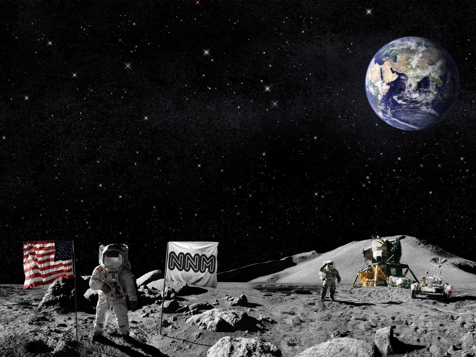 4369 скачать обои Пейзаж, Космос, Луна - заставки и картинки бесплатно