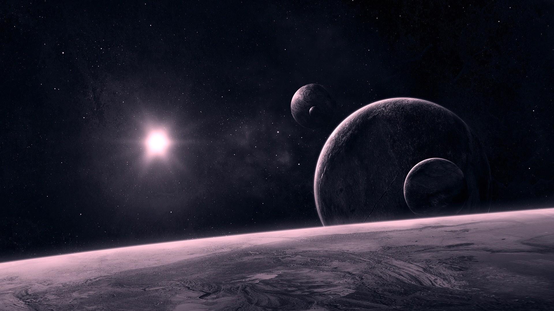 46478 скачать обои Фэнтези, Планеты, Космос - заставки и картинки бесплатно
