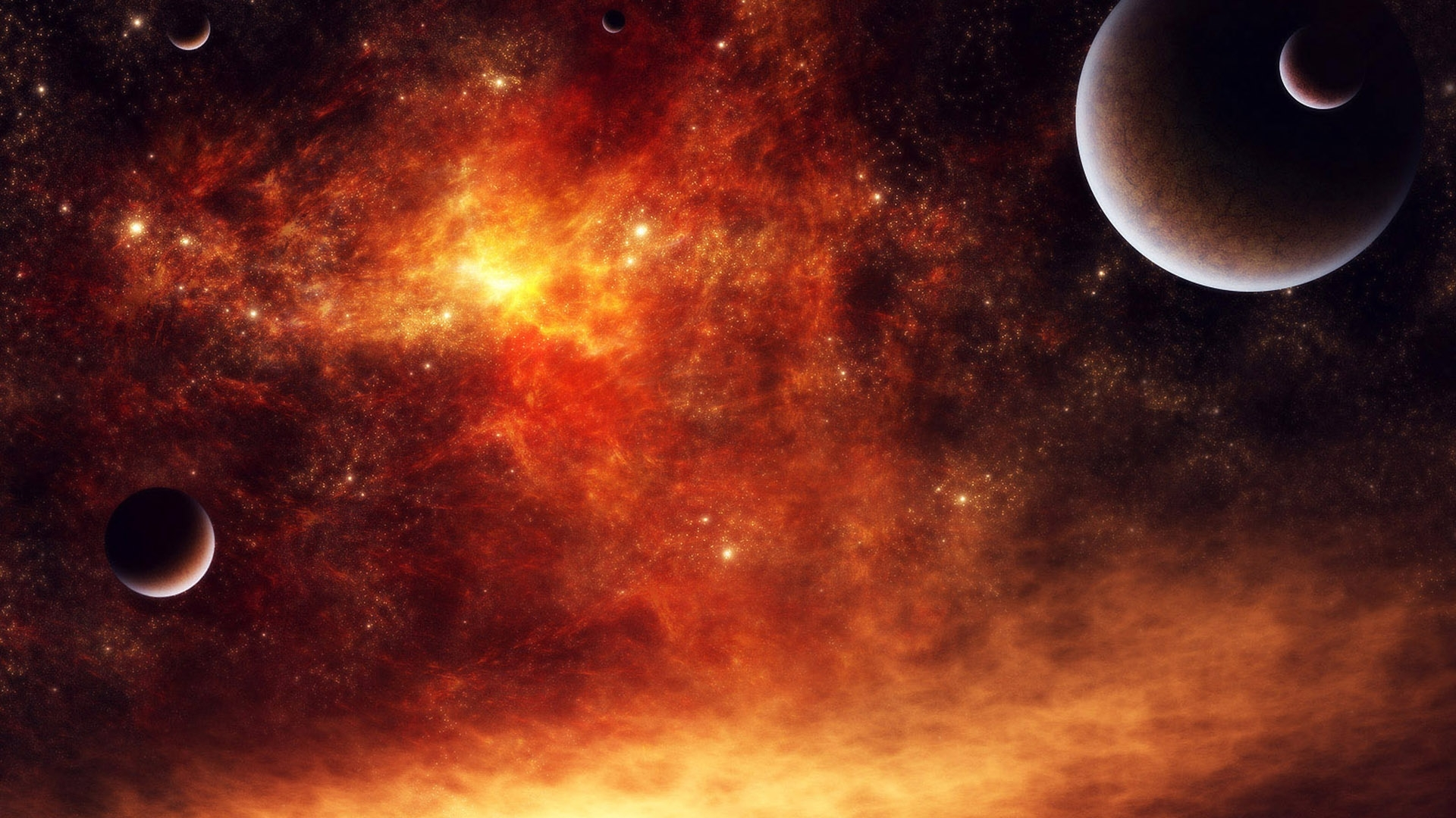 45928 download wallpaper Fantasy, Planets, Universe screensavers and pictures for free