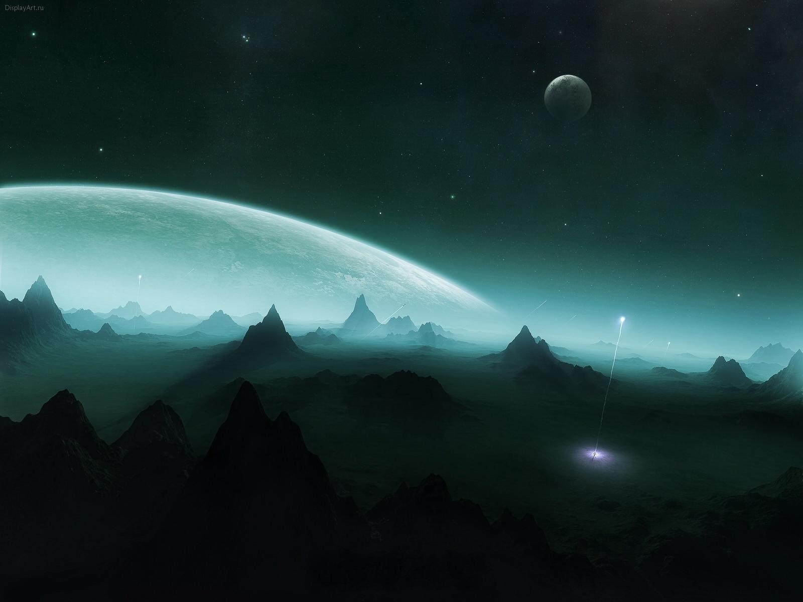 10475 скачать обои Пейзаж, Планеты, Космос - заставки и картинки бесплатно