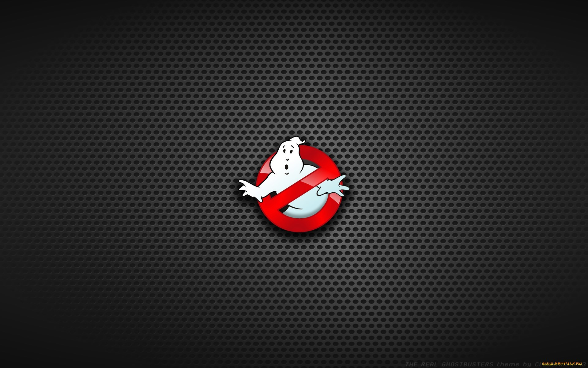 17796 download wallpaper Cinema, Background, Logos, Ghostbusters screensavers and pictures for free