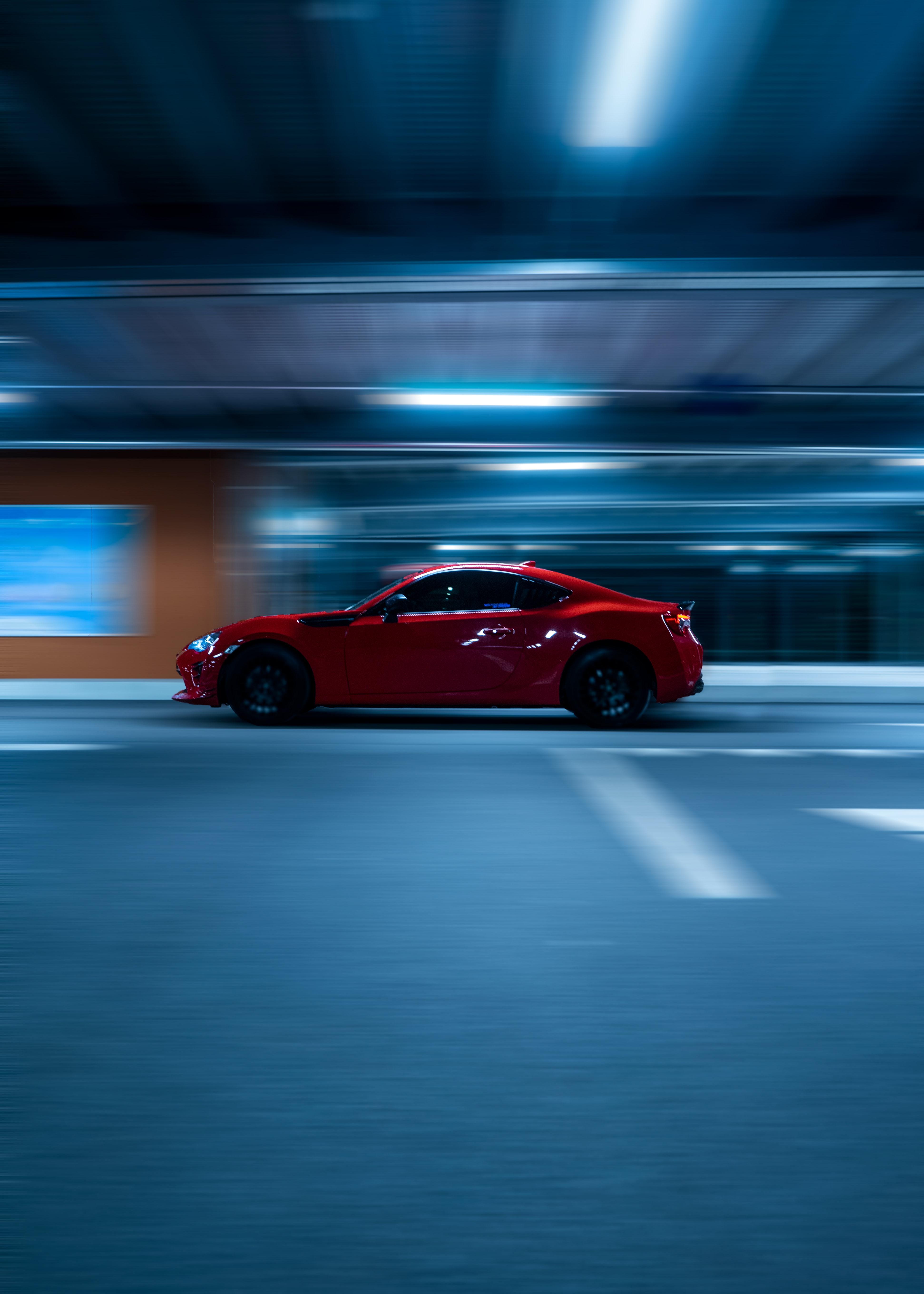 99769 скачать обои Тачки (Cars), Toyota Gt86, Тойота (Toyota), Автомобиль, Вид Сбоку - заставки и картинки бесплатно