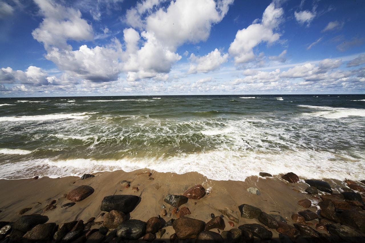 11521 скачать обои Пейзаж, Вода, Камни, Небо, Море, Облака, Пляж - заставки и картинки бесплатно