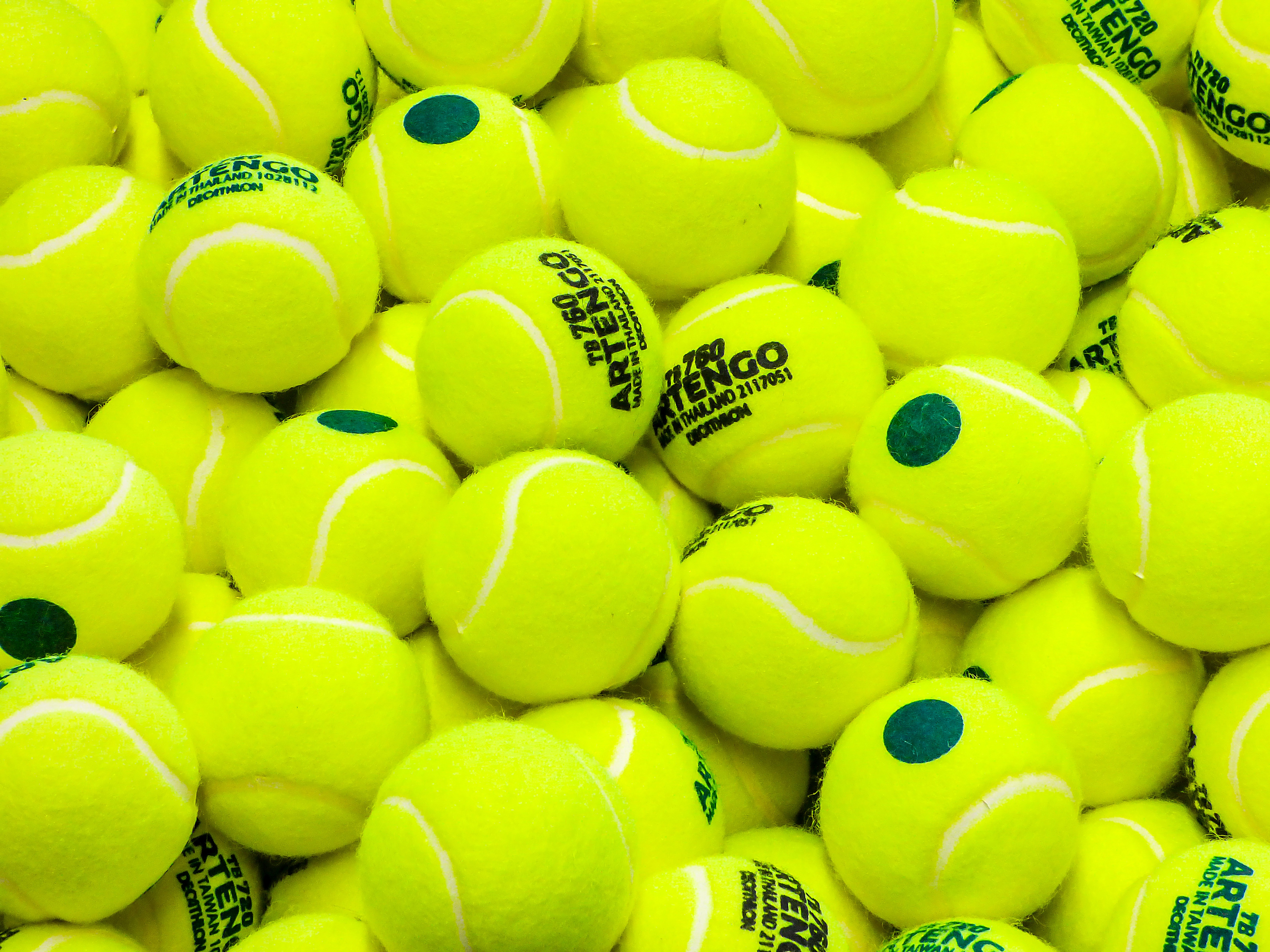 144392 Screensavers and Wallpapers Balls for phone. Download Sports, Tennis, Balls, Light Green, Salad pictures for free