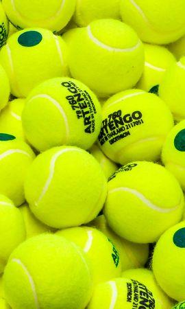 144392 descargar fondo de pantalla Tenis, Pelotas, Bolas, Deportes, Verde Claro, Ensalada: protectores de pantalla e imágenes gratis