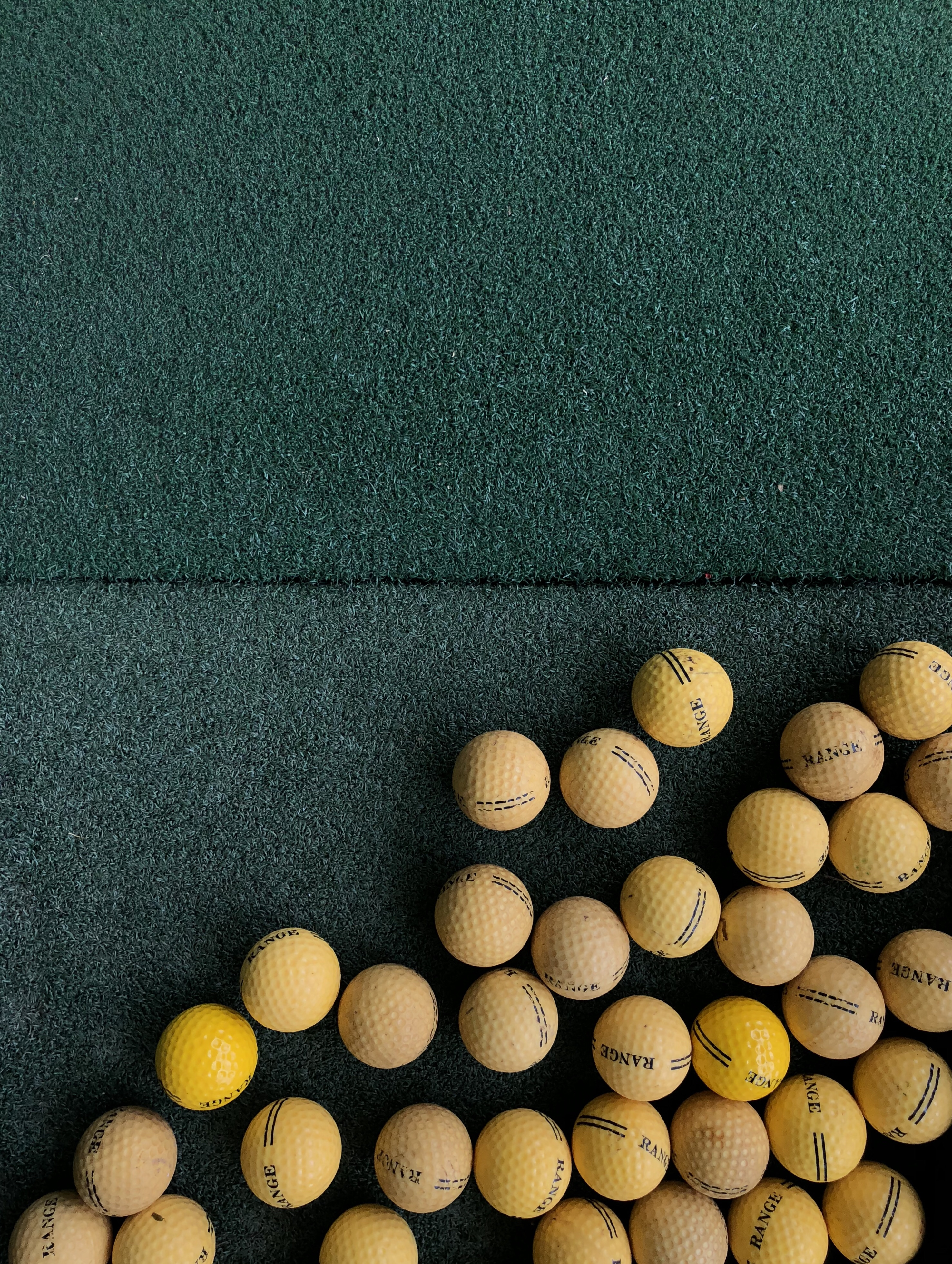 50782 download wallpaper Sports, Golf, Balls, Lawn screensavers and pictures for free