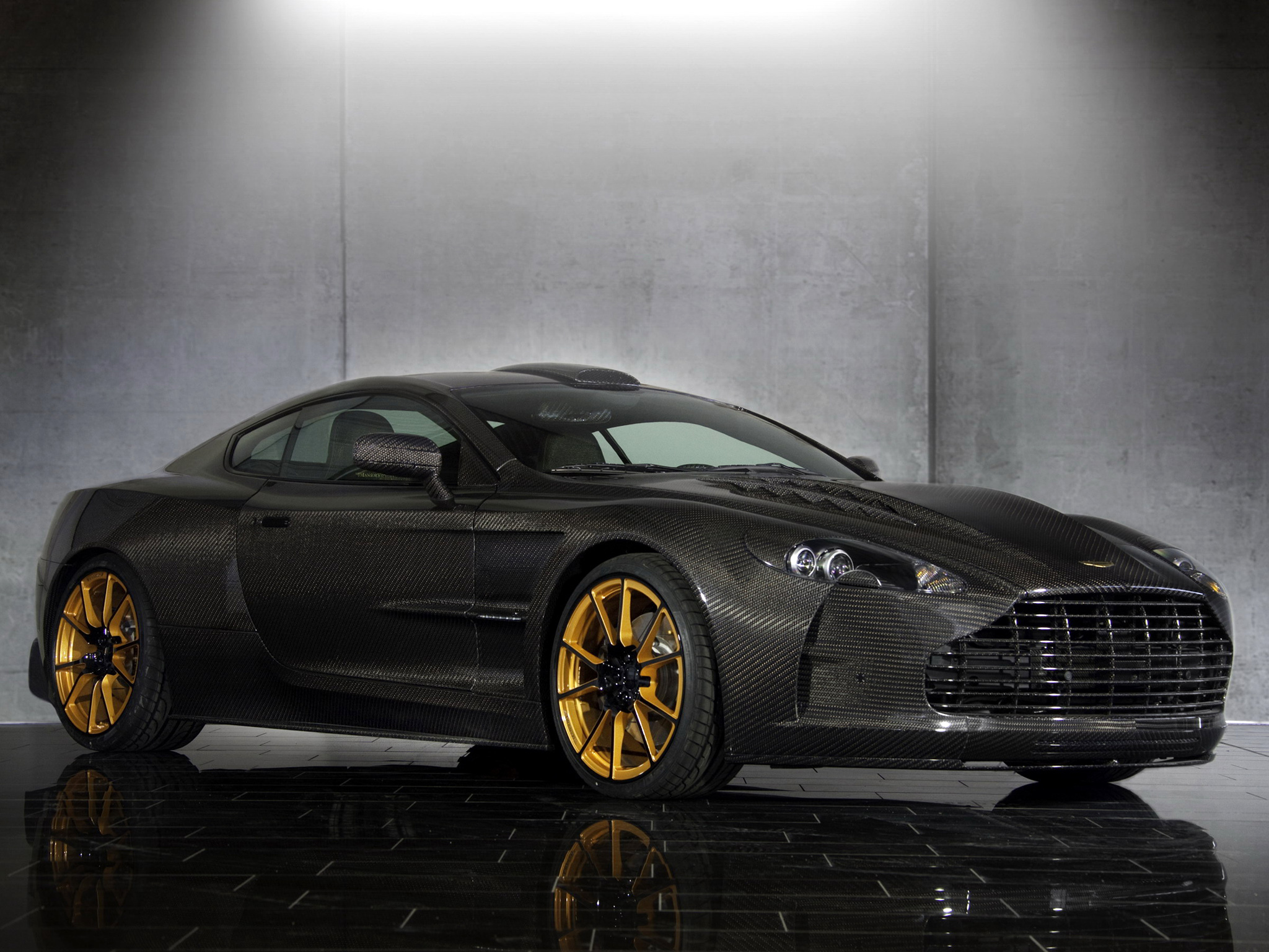 60799 download wallpaper Cars, Side View, Aston Martin Db9, Mansory, Cyrus screensavers and pictures for free