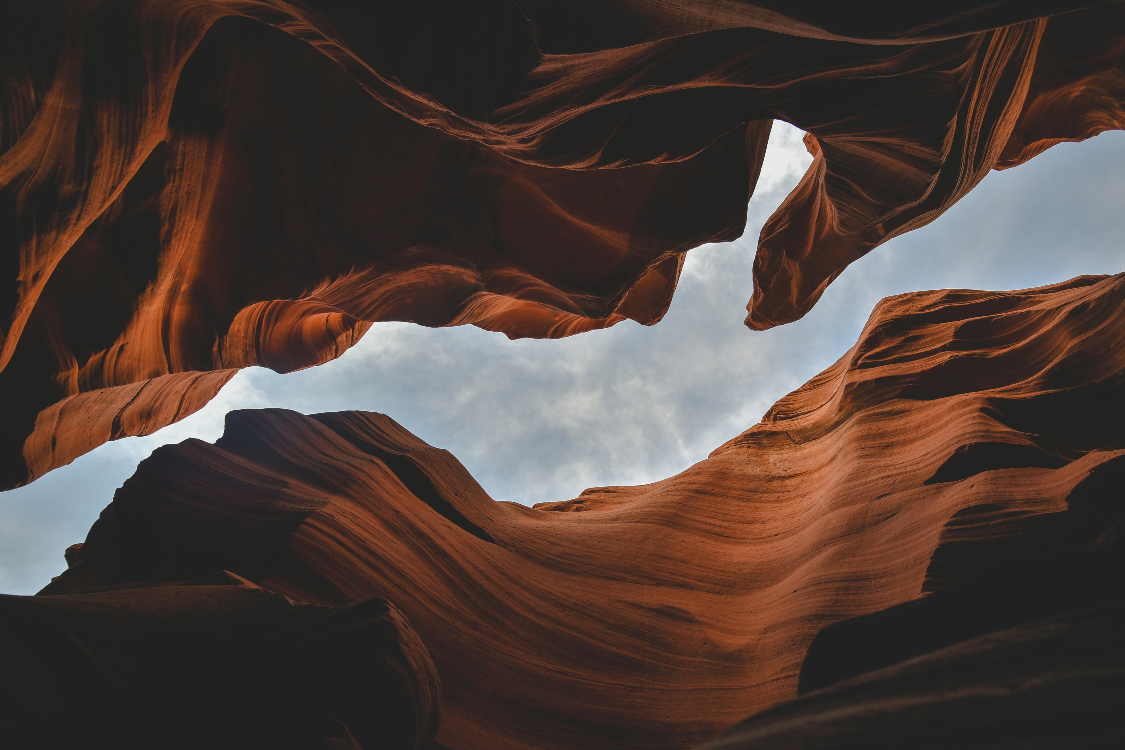 83904 download wallpaper Nature, Canyon, Rocks, Sky screensavers and pictures for free