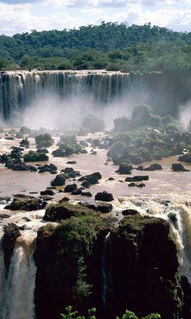 47354 скачать обои Пейзаж, Природа, Водопады - заставки и картинки бесплатно