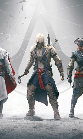 17912 скачать обои Игры, Кредо Убийцы (Assassin's Creed) - заставки и картинки бесплатно