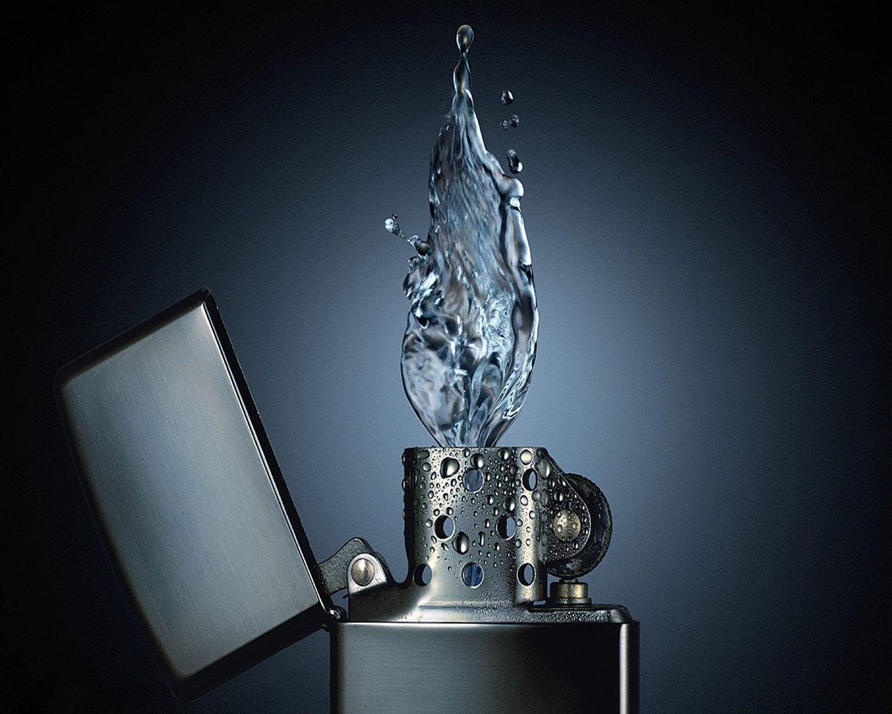 Скачать картинку Вода, Фон, Капли в телефон бесплатно.