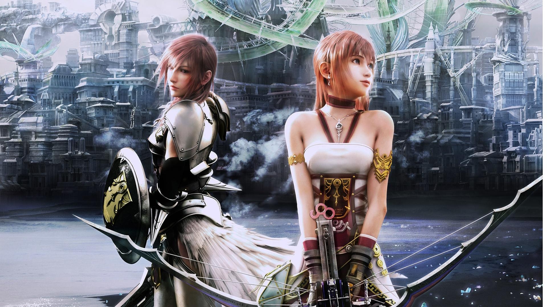 Скачать картинку Игры, Последняя Фантазия (Final Fantasy) в телефон бесплатно.