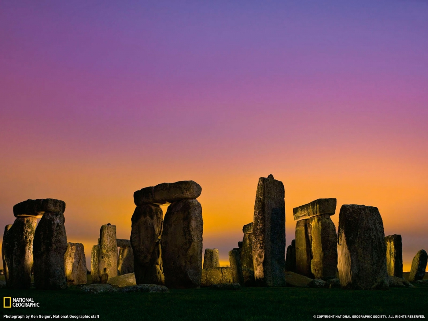 24078 download wallpaper Landscape, Architecture, Stonehenge screensavers and pictures for free