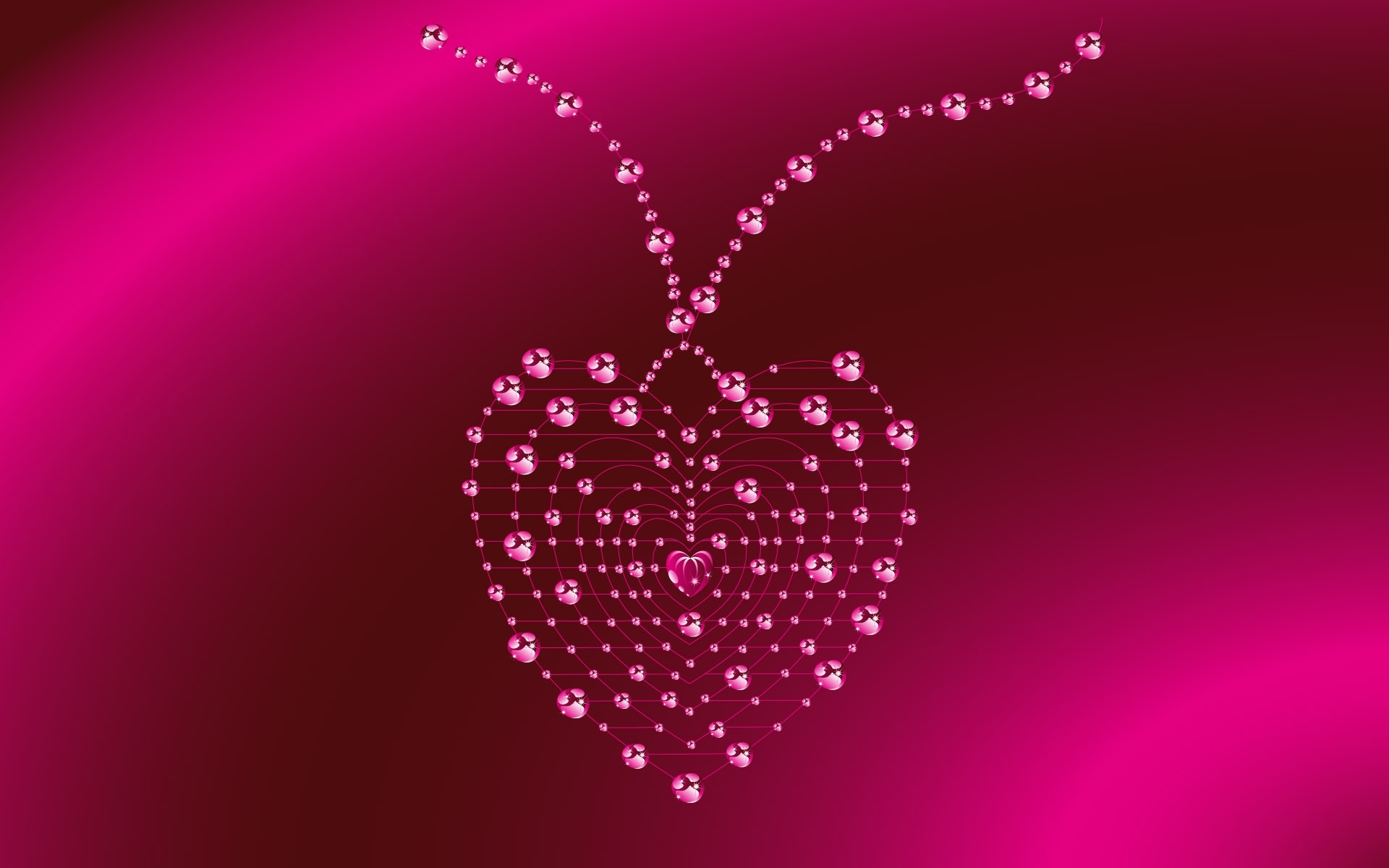2453 download wallpaper Holidays, Hearts, Decorations, Objects, Love, Valentine's Day screensavers and pictures for free