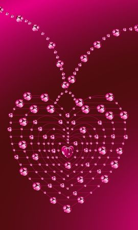 2453 descargar fondo de pantalla Vacaciones, Corazones, Decoraciones, Objetos, Amor, Día De San Valentín: protectores de pantalla e imágenes gratis