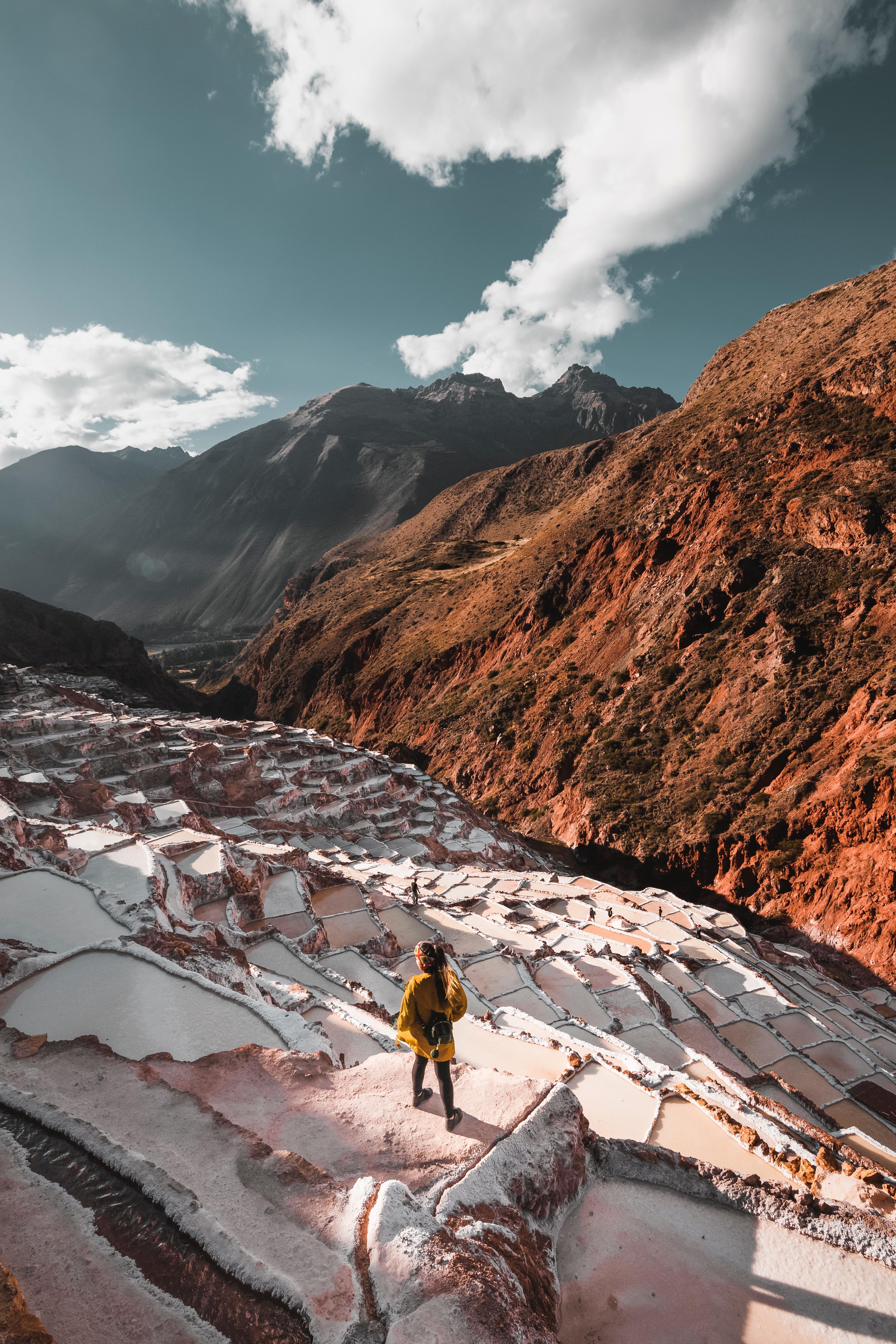 156793 fond d'écran 720x1280 sur votre téléphone gratuitement, téléchargez des images Nature, Sky, Montagnes, Contraste, Pérou, Cusco 720x1280 sur votre mobile