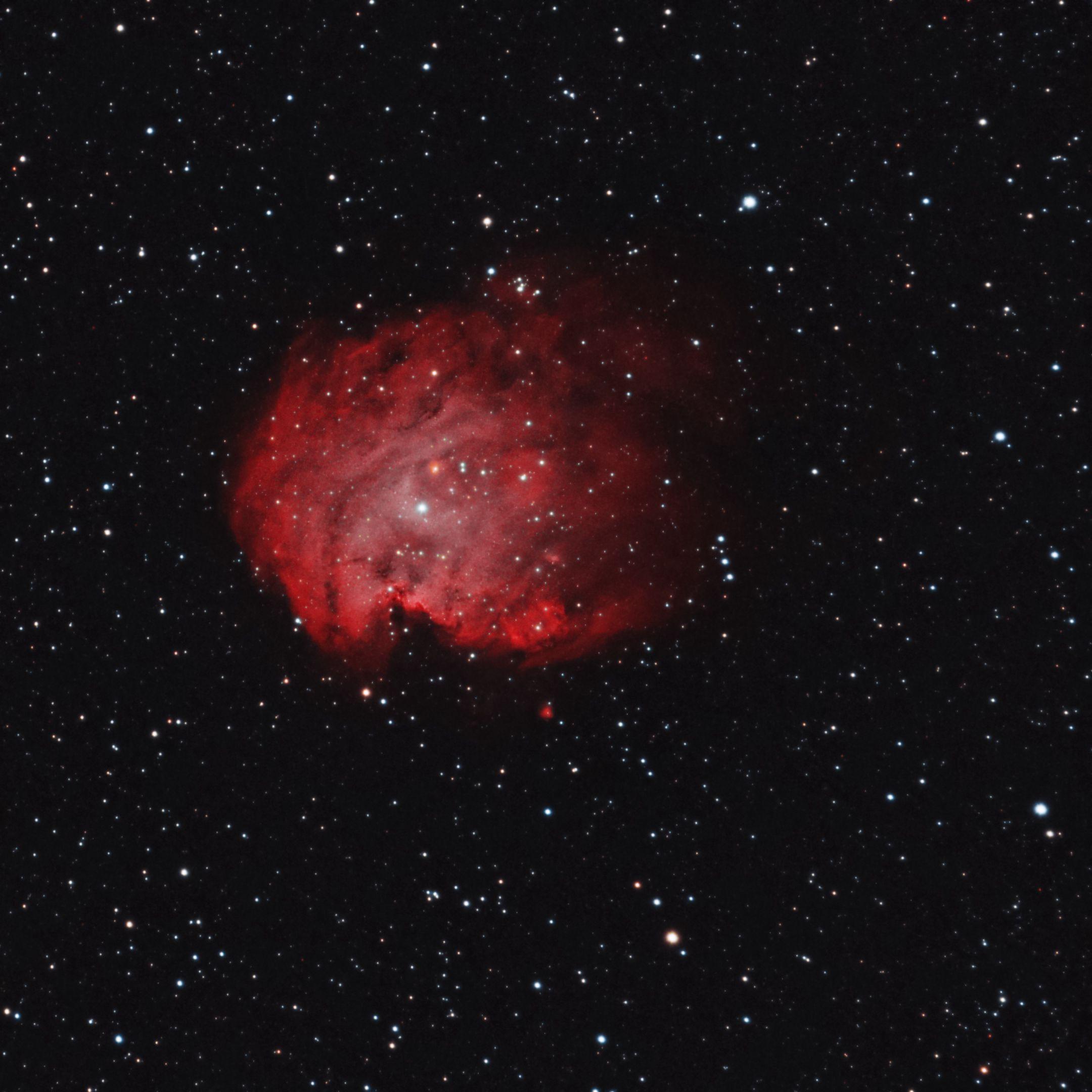 141658 скачать обои Космос, Звезды, Красный, Туманность, Галактика, Облако - заставки и картинки бесплатно