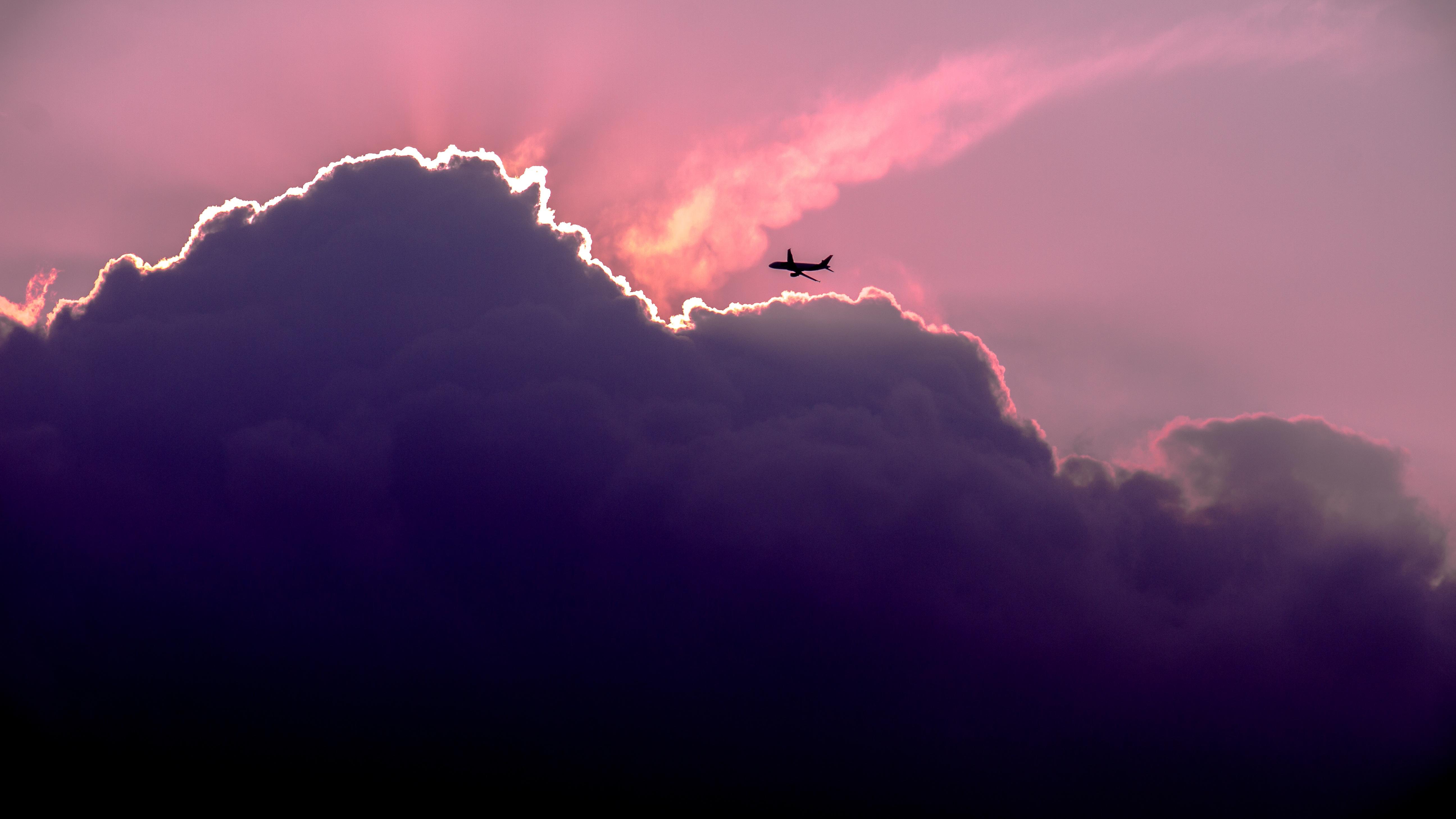 138544 Protetores de tela e papéis de parede Miscelânea em seu telefone. Baixe Miscelânea, Céu, Nuvens, Variado, Plano, Avião fotos gratuitamente
