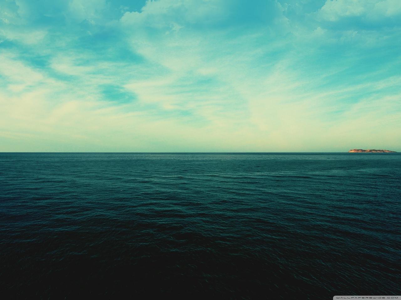 18615 скачать обои Пейзаж, Небо, Море, Облака - заставки и картинки бесплатно