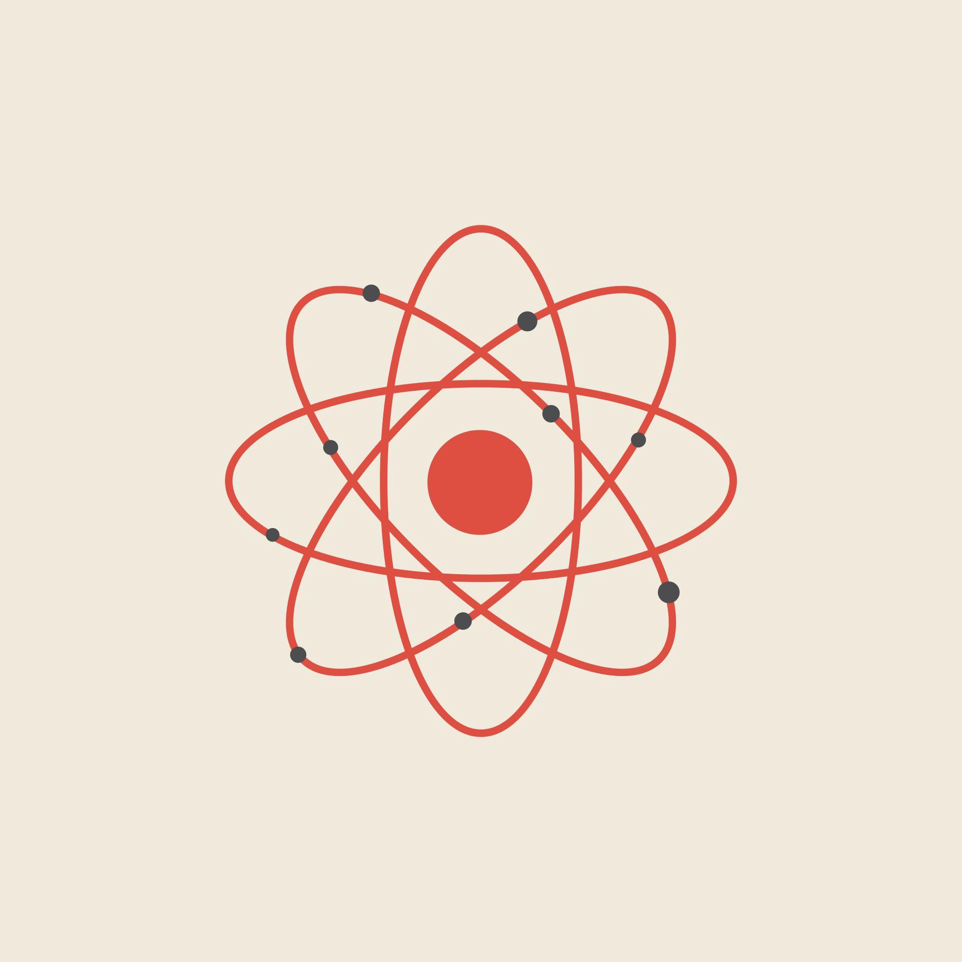 71772 免費下載壁紙 向量, 矢量, 原子, 化学, 分子, 极简主义 屏保和圖片