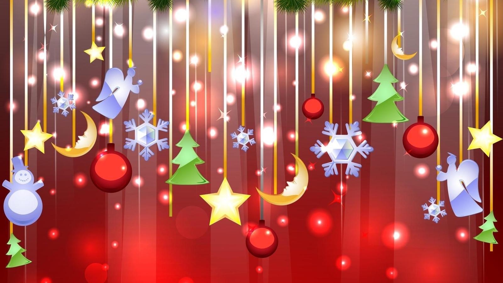 15864 скачать обои Праздники, Фон, Новый Год (New Year), Рождество (Christmas, Xmas) - заставки и картинки бесплатно