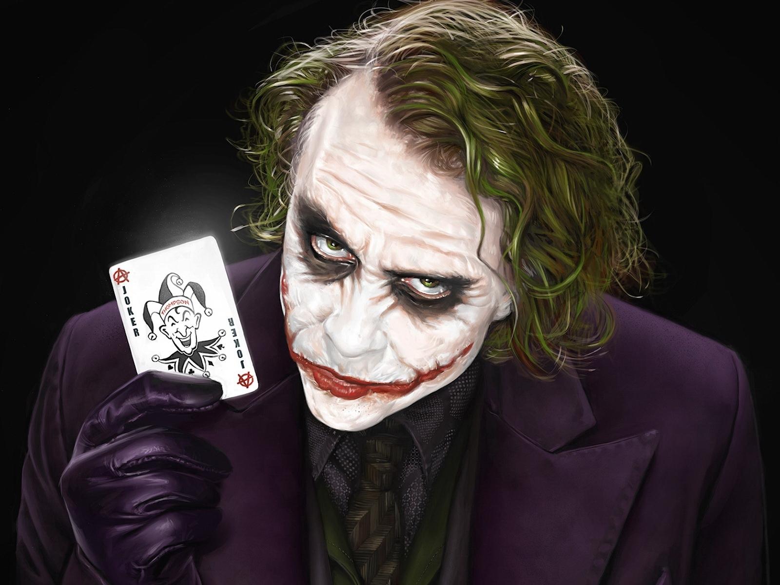 1327 download wallpaper Cinema, Art, Men, Batman, Joker screensavers and pictures for free
