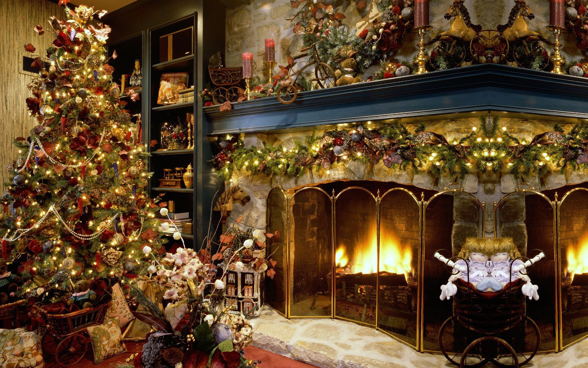 29918 download wallpaper Holidays, Christmas, Xmas screensavers and pictures for free