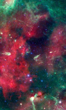 15461 скачать обои Пейзаж, Фон, Космос, Звезды - заставки и картинки бесплатно