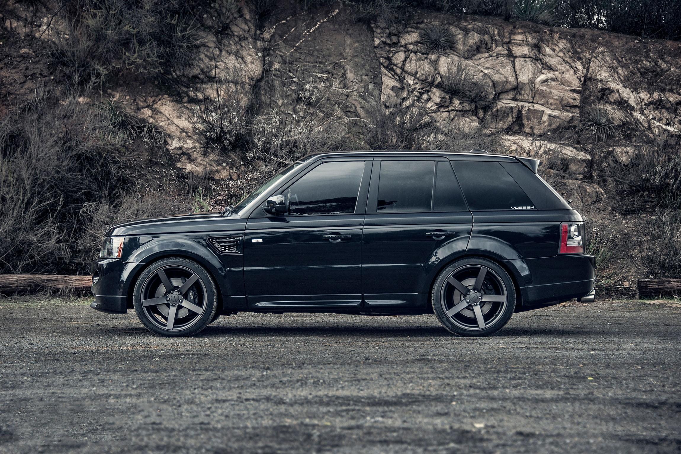 83160 скачать обои Тачки (Cars), Рендж Ровер (Range Rover), Черный, Вид Сбоку - заставки и картинки бесплатно