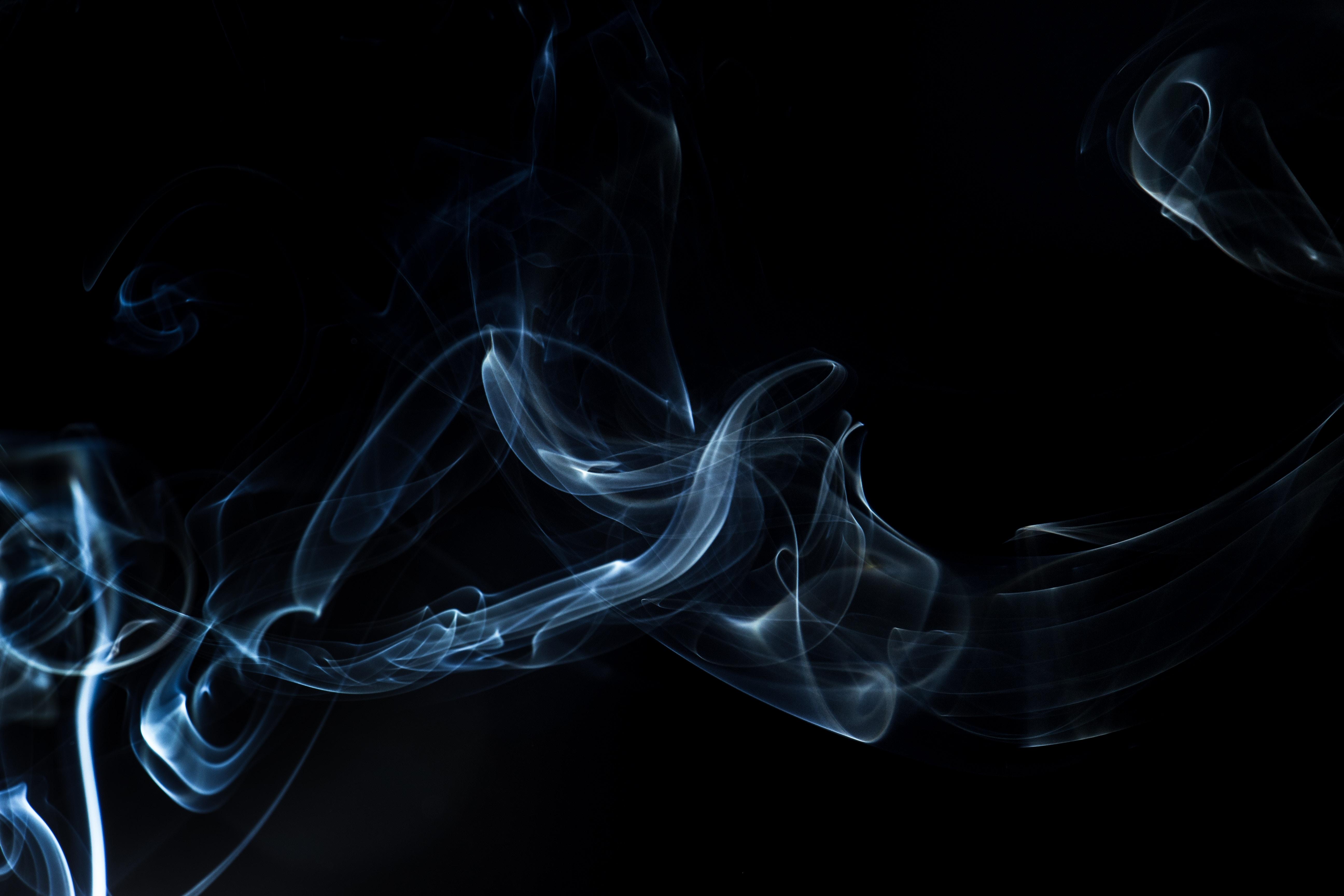 119116 Заставки и Обои Дым на телефон. Скачать Темные, Дым, Темный Фон, Форма, Пелена картинки бесплатно