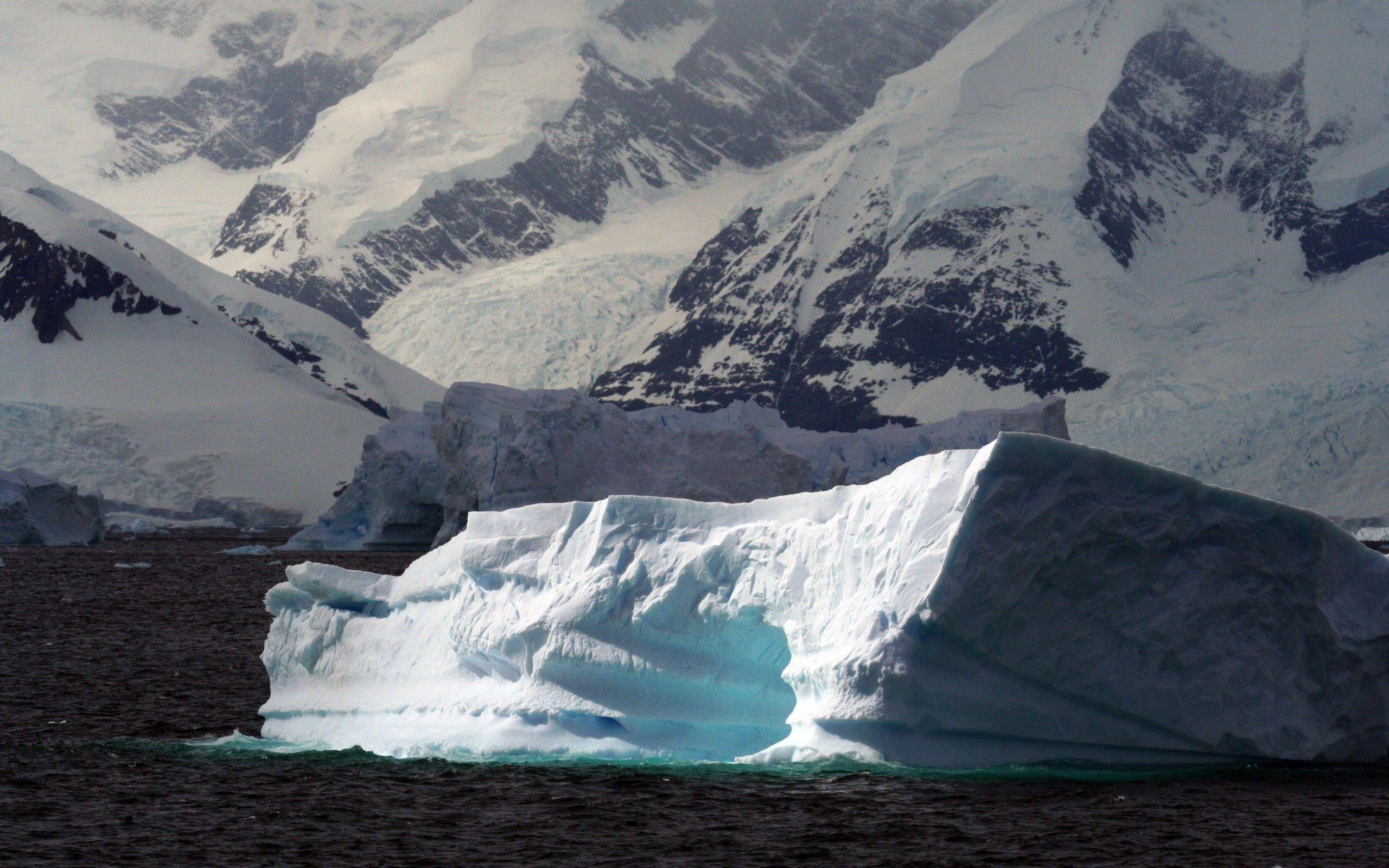 129298 скачать обои Природа, Айсберг, Антарктида, Холод, Лед, Глыба - заставки и картинки бесплатно
