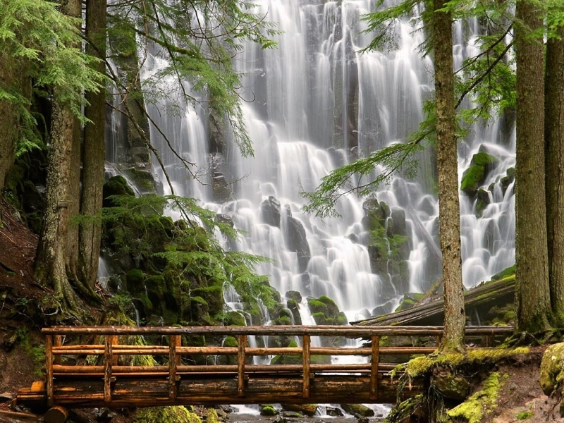49055 download wallpaper Landscape, Nature, Waterfalls screensavers and pictures for free